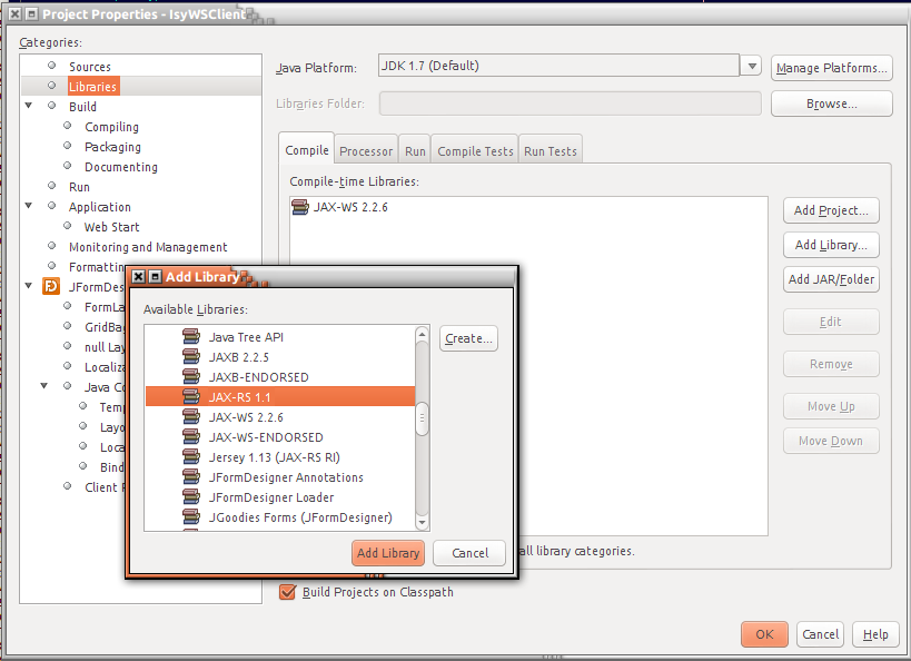 java - How do I reference libraries in NetBeans? - Stack
